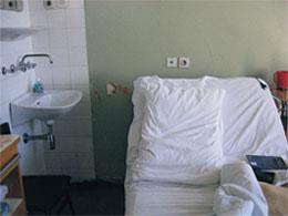 Kabinet za odmor (negde u Kosovskoj Mitrovici)