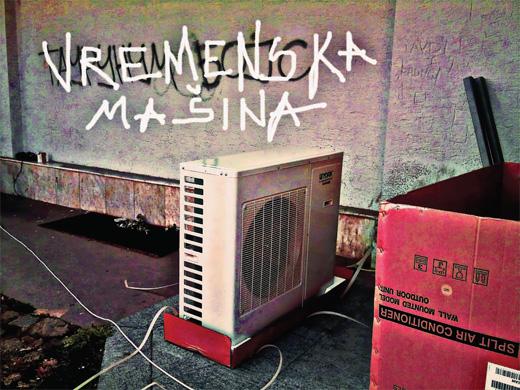 Iz Zvonkovog magacina: Uređaj za hlađenje barikada / Fotografije u broju: Snežana Čongradin