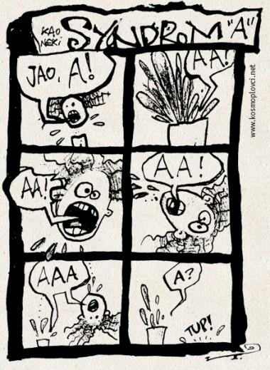kosmoplovci: syndrom