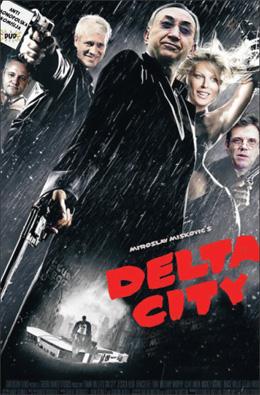 Miroslav Miskovic's DELTA CITY