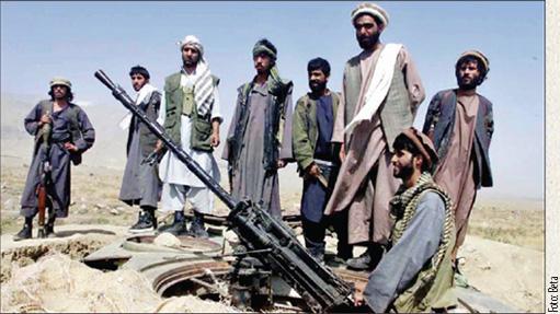Talibani ne veruju sreći ili Gde je Deda Mraz / Foto: Beta