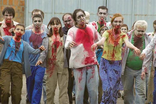 Ko se boji zombija još: Prepoznajte predsednika