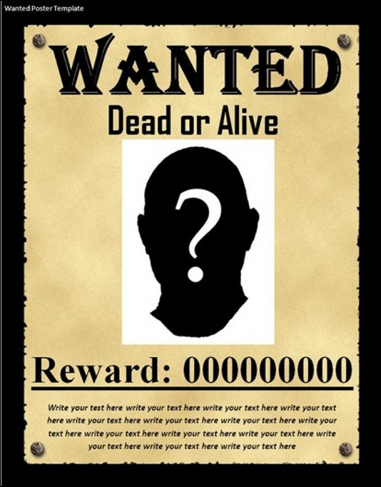 wanted-poster-template
