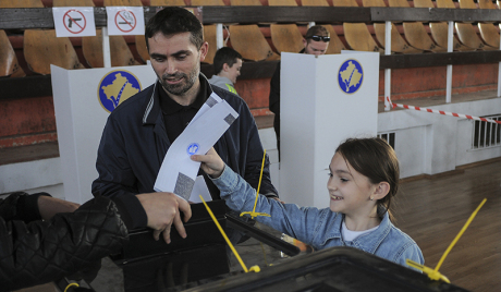 Municipal elections in Kosovo