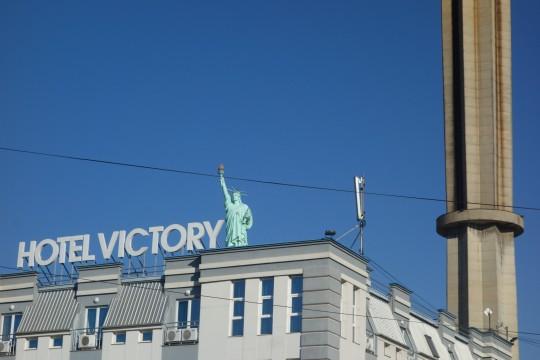 Hotel Victory u Prištini