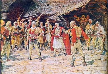 Albanac kao junak, rođak i prijatelj u srpskom herojskom diskursu XVIII i XIX veka