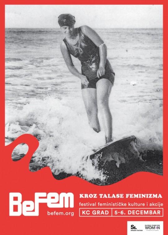 BeFem 2015_plakat