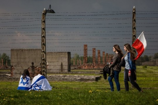 POLAND-ISRAEL-GERMANY-HOLOCAUST-JEWS-WWII