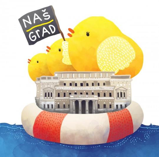 patka nas grad